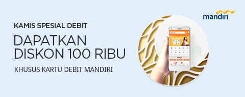 Mandiri Debit June 2017