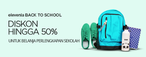 Back to School with elevenia