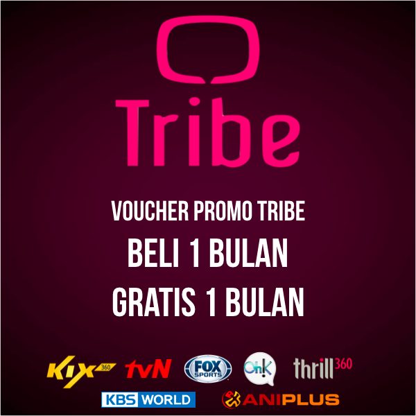 Voucher Promo Tribe