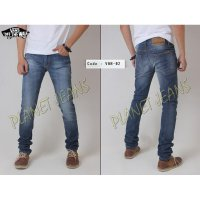 Celana Jeans Denim Pria Cheap Monday,Ksubi,Vans,Zara model Skinny fit