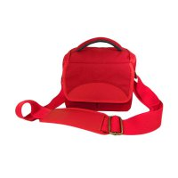 SDV Canvas MR-503C Tas Kamera Mirorrless - Merah