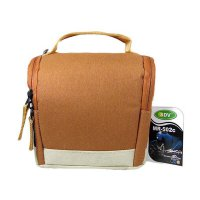 SDV MR-502 Canvas Tas Kamera for Mirorrless