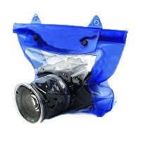 One Photograph Tas Universal for Kamera DSLR Waterproof - Blue
