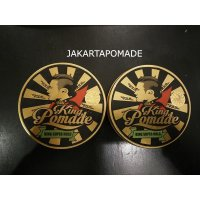 King Pomade Super Hold 4oz Free sisir