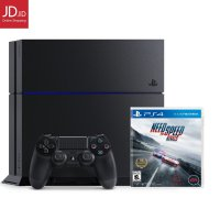 SONY PLAYSTATION 4 1TB Hitam - Seri 1206B - Plus Game Need For Speed: Rivals