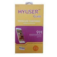 Myuser Tempered Glass Vivo X Shot - Clear