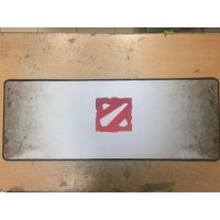 Extended Gaming Mousepad Dota2 - White