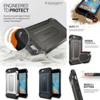 Spigen Iron Robot Transformer Armor Tech Case Casing Back Cover Hardcase For Iphone 5C