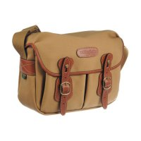 billingham Hadley Small (Khaki/Tan Leather) 100% Handmade in England