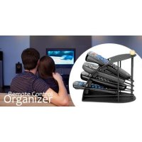 Remote Control Organizer/Remote Organizer As Seen On TV (Rak Remote)