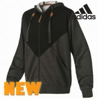 Adidas hooded jacket / limited special zip-up hooded knit hooded track top women / DM-L45919 / retail sales