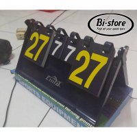 Papan Score Skor Board Futsal Bola Kaki basket Olahraga tim Simple