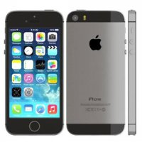 iPhone 5S 32 GB - GREY/GOLD - ORIGINAL - PLUS TEMPERED GLASS GARANSI 1 THN