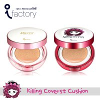 [i Factory] Coverst Moisture Cushion 3 Colors/Korea cosmetic/UV Protection/Whitening/Anti-Wrinkle/