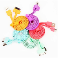 Kabel Data Vivan For Iphone 4 / 4s / Ipad 1 2 3 MURAH