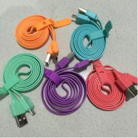 Kabel Data Vivan Warna Candy Samsung Micro 100CM