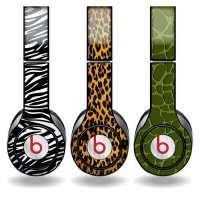 [macyskorea] VictoryStore Animal Print Set of 3 Headphone Skins for Beats Solo HD Headphon/8523228