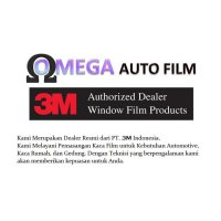 Kaca Film 3M Kaca Depan Crystalline - Medium Car