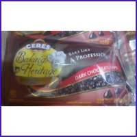 CHOCO CANDY DARK CERES 250gr