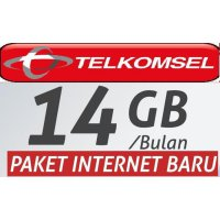 Paket Data Internet Telkomsel Super Deal 14GB 30 Hari 24 Jam