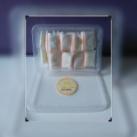 Masker Kefir Fortuna Original Paket Box 30hr