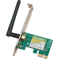 TP-Link TL-WN781ND : 150Mbps Wireless PCI Express Adapter, Atheros, 1T1R, 2.4GHz, 802.11n/g/b, 1 detachable antenna