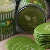 Green Tea Cookies (joycia cookies)