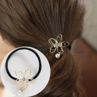 [Free Delivery](3pcs in 1 group)Korea hair accessories cute hair rope