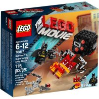 Lego 70817 Batman & Super Angry Kitty Attack
