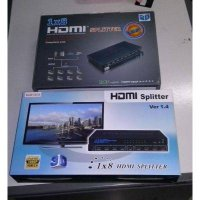 Hdmi Splitter 8 Port