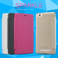 Nillkin Sparkle Window Flip Case Cover Xiaomi Mi 4i
