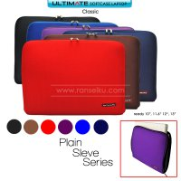 Ultimate Softcase / Tas Laptop Classic Plain 15 Inch