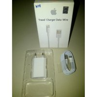 travel charger original iphone 5 / ipad mini / ipod touch 5 / nano 7 data wire + adaptor
