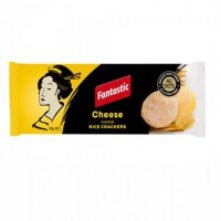 Fantastic Rice Cracker Cheese 100g