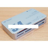 Card Reader 54 in 1 Support USB Type C Max 256GB IETOP