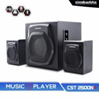 Speaker Aktif Simbadda Music Player CST2500N+