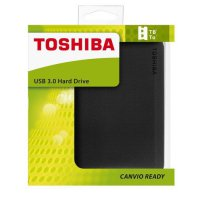 Toshiba Canvio 2.5' 1TB HDD external