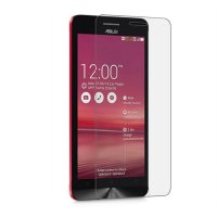 Anti Gores Kaca Tempered Glass Asus Zenfone 6 Clear Bening High Quality