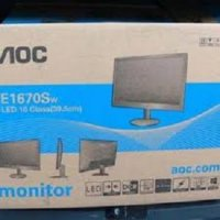 Monitor LED AOC 15.6 inch E1670Sw Low Power