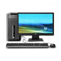 PC HP Prodesk 490 G3 MT RESMI ( Intel®Core i5 6500-DDR4 4GB-1TB-18.5'-DOS) Non Touch