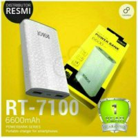 Power bank ROBOT RT7100 6600 Mah