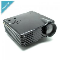 Mini Portable Projector Led 100 Lumens With Analog Tv Receiver And