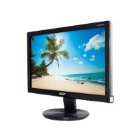 Acer LED 16 Inch monitor P166HQL