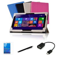 [globalbuy] Protective Shell/Skin protective Leather Case For Lenovo MIIX 3-1030 10 Tablet/3515060