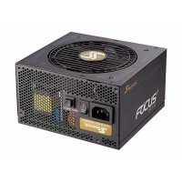 Seasonic Focus Plus Gold FX-550 - 550W Full Modular - 80+ Gold