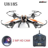 Udirc Drone U818s With Camera Hd829 2mp Hd Kamera