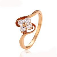 Xuping SJ1040 Cincin 18K - Gold Plated