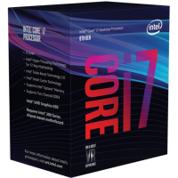 Intel Core i7-8700K 3.7Ghz Up To 4.7Ghz - Cache 12MB [Box]