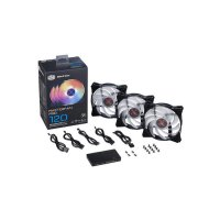 Cooler Master MasterFan Pro 120 Air Balance RGB 3 In 1 With Controller
