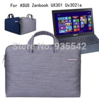 [globalbuy] For ASUS Zenbook UX301LA / Ux302la 13.3'' Laptop Jeans Fabric Portable Neopren/2301881